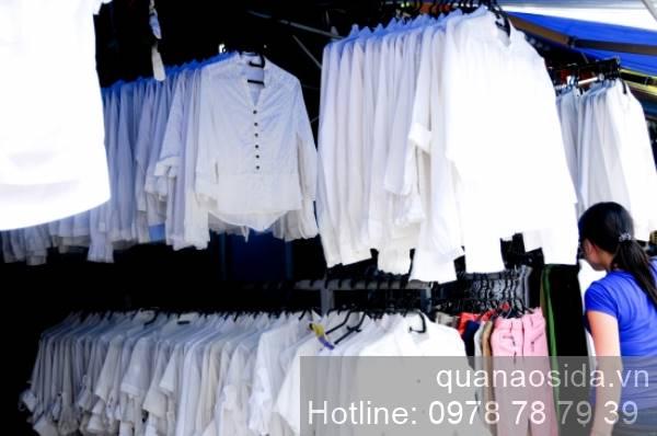 địa chỉ bán quần áo si đẹp ở TPHCM chợ đồ cũ Nhật Tảo
