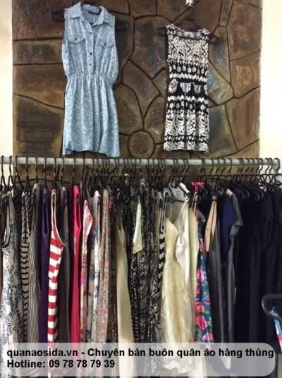 váy maxi secondhand tphcm