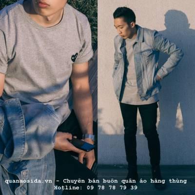 Cách phối layer quần áo secondhand tphcm